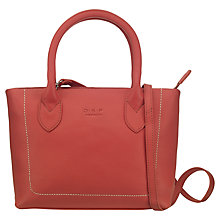 Buy O.S.P OSPREY Annecy Leather Grab Handbag Online at johnlewis.com