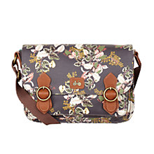 Buy Nica Play Beth Satchel, Dark Vintage Botanic Online at johnlewis.com
