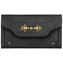 Buy Nica Judy Large Purse, Black Online at johnlewis.com