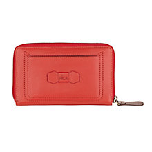 Buy Nica Nikki Large Zip Around Leather Purse Online at johnlewis.com