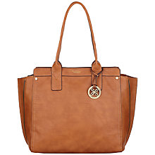 Buy Fiorelli Agness Tote Bag, Tan Online at johnlewis.com