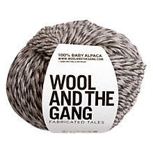 Buy Wool and the Gang Sugar Baby Fine Yarn, 50g Online at johnlewis.com