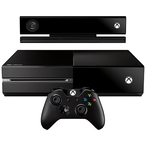 Buy Microsoft Xbox One Console Online at johnlewis.com