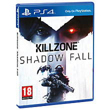 Buy Killzone: Shadow Fall, PS4 Online at johnlewis.com