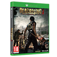 Buy Dead Rising 3, Xbox One Online at johnlewis.com