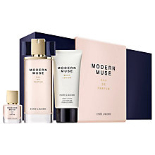 Buy Estée Lauder Modern Muse Eau de Parfum Fragrance Gift Set with Makeup Artist Collection Online at johnlewis.com
