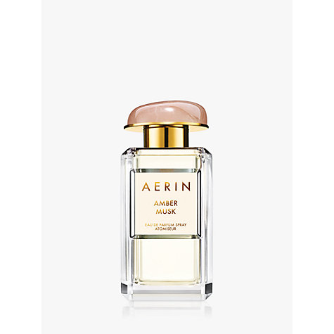 Buy AERIN Amber Musk Eau de Parfum, 50ml Online at johnlewis.com