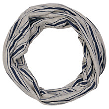 Buy Seasalt Pearce Organic Cotton Stripe Handyband, Grey Online at johnlewis.com