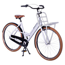 Buy Johnny Loco Women's Husky Bike, Grey Online at johnlewis.com