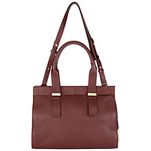 Buy Whistles Peggy Doctors Bag, Plum Online at johnlewis.com