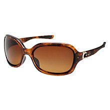 Buy Oakley OO9198  Pulse Wrap Around Acetate Square Framed Polarised Sunglasses Online at johnlewis.com