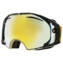 Buy Oakley Shaun White Signature Series Airbrake™ Snow Goggles Online at johnlewis.com
