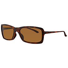 Buy Oakley 009203 Hall Pass Sunglasses, Tortoise Online at johnlewis.com