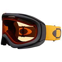 Buy Oakley OO7017 Goggles, Yellow Online at johnlewis.com