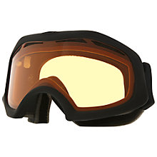 Buy Oakley Catapult™ Snow Goggles, Black Online at johnlewis.com