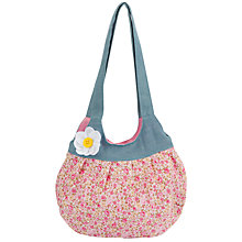 Buy John Lewis Girl Floral Daisy Shopper Bag Online at johnlewis.com