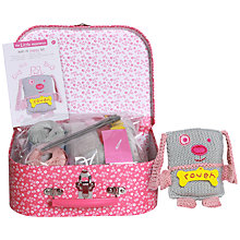 Buy Knit-It Puppy Knitting Kit Online at johnlewis.com