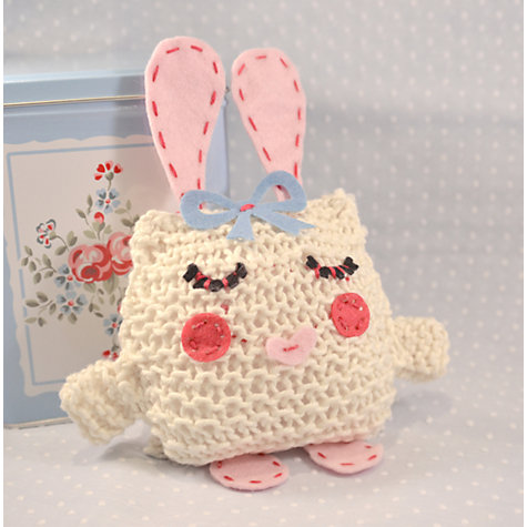 Buy Knit-It Betty Bunny Knitting Kit Online at johnlewis.com