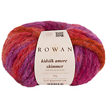 Buy Rowan Kidsilk Amore Shimmer Yarn Online at johnlewis.com