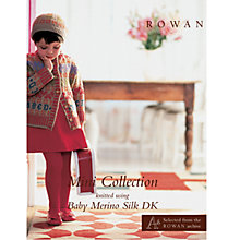 Buy Rowan The Mini Collection Knitting and Crochet Patterns Online at johnlewis.com