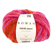 Buy Rowan Kidsilk Haze Amore Yarn Online at johnlewis.com