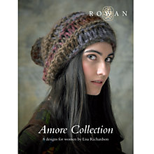 Buy Rowan Amore Collection Knitting Booklet Online at johnlewis.com