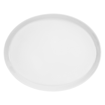 Queensberry Hunt for John Lewis Cuisine Conical Oval Platter, 36.5cm