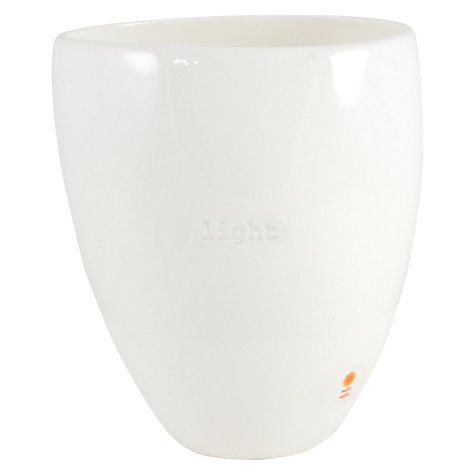 Buy Keith Brymer Jones 'Light' Pomegranate, Rose Petal and Cassis Candle Votive Online at johnlewis.com