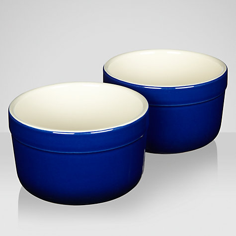Buy Denby Imperial Blue Ramekins, Set of 2 Online at johnlewis.com