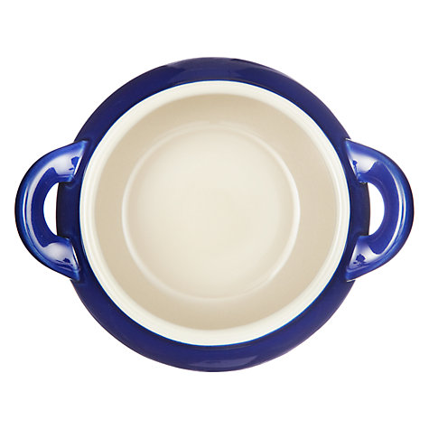 Buy Denby Imperial Blue Mini Casserole Dish Online at johnlewis.com
