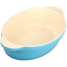 Buy Denby Azure Oval Dish, L32 x W20cm Online at johnlewis.com