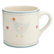 Buy John Lewis Polly's Pantry Mug, Multi Online at johnlewis.com