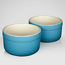 Buy Denby Azure Ramekins, Set of 2 Online at johnlewis.com