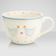 Buy John Lewis Polly's Pantry Jumbo Mug, Multi Online at johnlewis.com