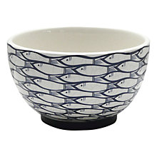 Buy Jersey Pottery Sardine Run Bowl Online at johnlewis.com