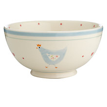 Buy John Lewis Polly's Pantry Cereal Bowl, Multi Online at johnlewis.com