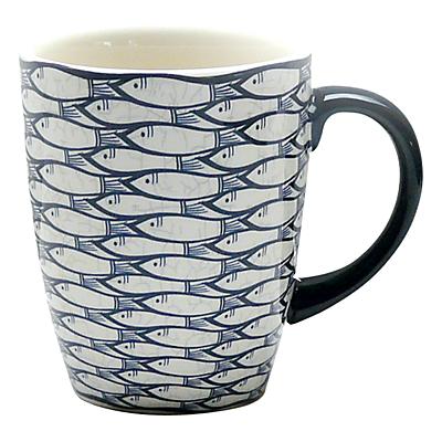 Jersey Pottery Sardine Run Mug