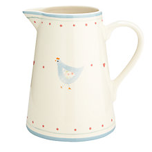 Buy John Lewis Polly's Pantry Jug, Multi Online at johnlewis.com