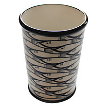 Buy Jersey Pottery Sardine Run Utensil Pot Online at johnlewis.com
