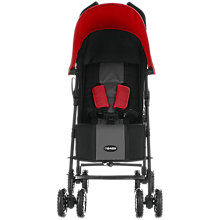 Buy Obaby Atlas Stroller, Red Online at johnlewis.com