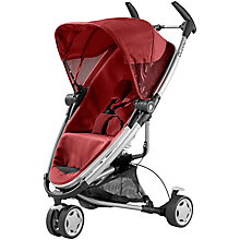 Buy Quinny Zapp Xtra2 Pushchair, Red Rumour Online at johnlewis.com