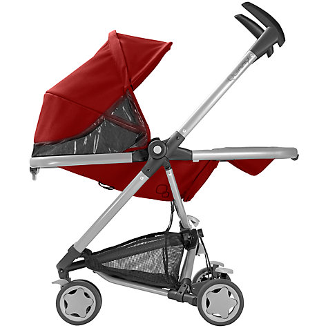 Buy Quinny Zapp Xtra² Pushchair, Red Rumour Online at johnlewis.com