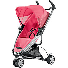 Buy Quinny Zapp Xtra2 Pushchair, Pink Online at johnlewis.com