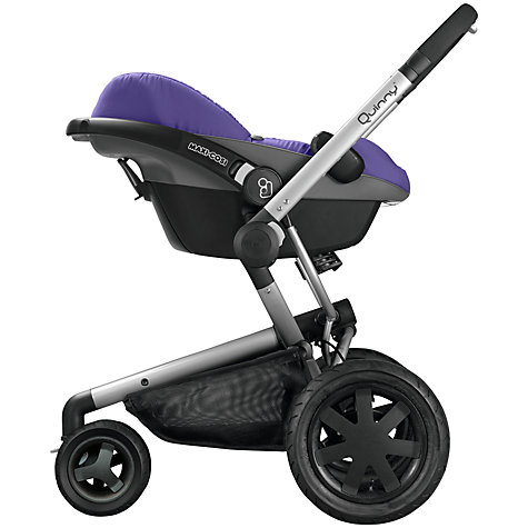 Buy Quinny 2014 Buzz Xtra Pushchair, Purple Pace Online at johnlewis.com