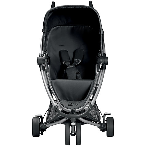 Buy Quinny Zapp Xtra2 Pushchair, Rocking Black Online at johnlewis.com