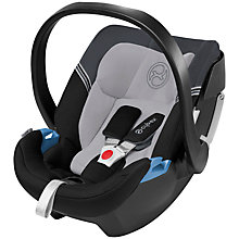 Buy Cybex Aton 3 Storm Car Seat Online at johnlewis.com
