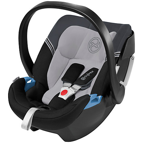 Buy Cybex Anton 3 Storm Car Seat Online at johnlewis.com
