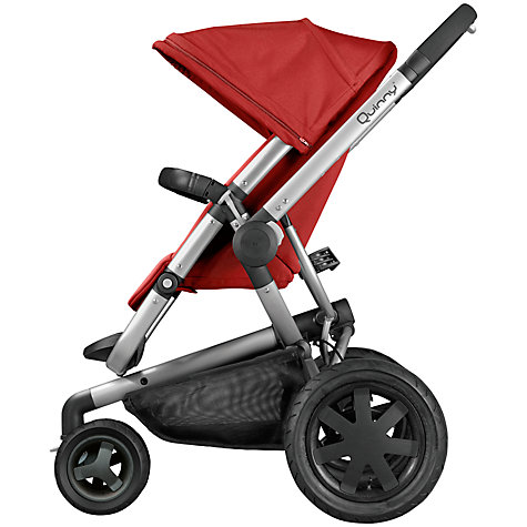 Buy Quinny 2014 Buzz Xtra Pushchair, Red Rumour Online at johnlewis.com