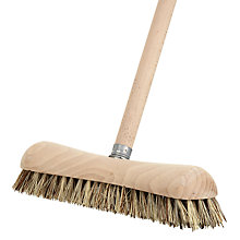 Buy John Lewis Garden Broom Online at johnlewis.com