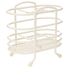 Buy John Lewis Cutlery Basket, Cream Online at johnlewis.com